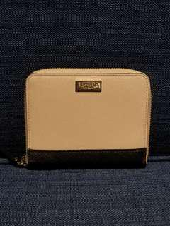 Almond and black Laurel Way Kate Spade walle