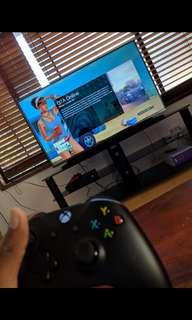 Xbox one X 4K graphics