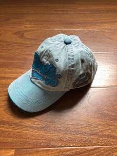 可愛仿舊牛仔棒球帽 含運