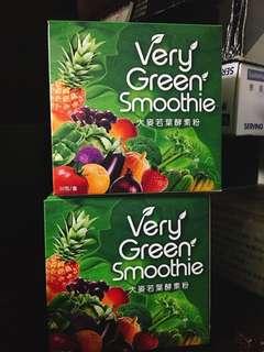 🚚 VERY GREEN SMOOTHIE 大麥若葉酵素粉