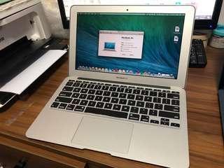 "Macbook air 11"" 2011 mid (1.8 GHz Intel Core i7)"
