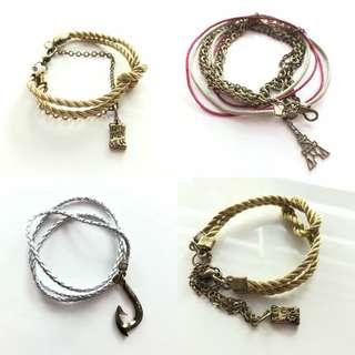 4-Bracelet Set || FREE read descriptions for guidelines