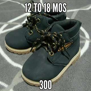 Baby Shoes For Boys (Prelove)