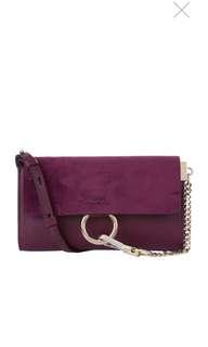 Chloe mini Faye bag