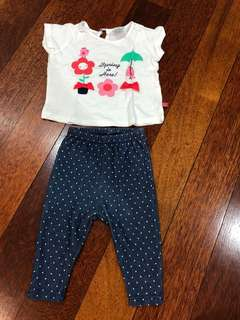 Miki baby clothes