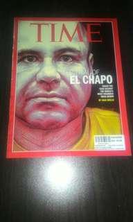 TIME Magazine El Chapo