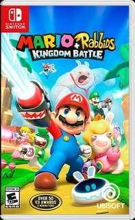 Mario Rabbids (Nintendo Switch)