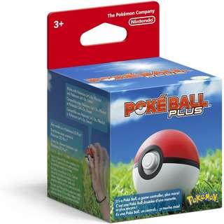 Poke Ball Plus ( PokeBall Plus )