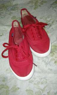 Keds Red 😊