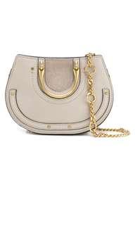Chloe small bracelet bag