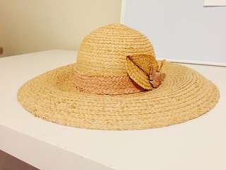 Mimco straw hat