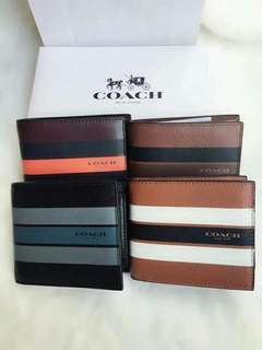 Authentic wallet for men