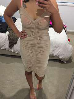 kim kardashian inspired dress