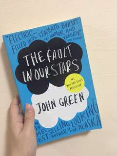 #HariRaya35 The Fault In Our Stars