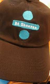 Ed Sheeran Divide Tour Cap