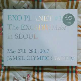 EXO'DIUM dot photobook