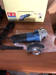 DongCheng S1M FF05-100B Angle Grinder