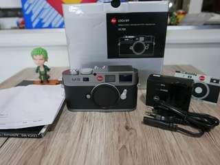 Leica M9 new sensor