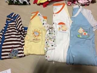 Baby Pyjamas Romper