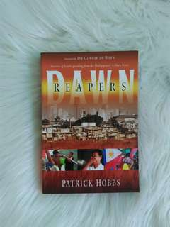 Dawn Reapers by Patrick Hobbs