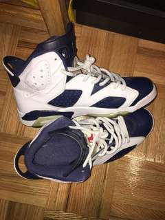 *price reduce* Olympic 6s MENS SIZE 10