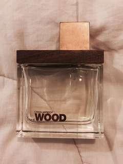 DSquared She Wood Velvet forest EDP 50ml (from Italy) [RAYA SALE]