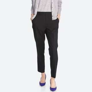 Uniqlo Smart Style Ankle Length Office Pants