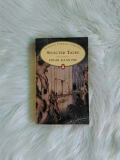 Selected Tales Edgar Allan Poe, Penguin Popular Classics