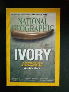 Sep 2015 - National Geographic