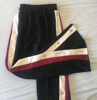 Track Pants (used once)-Navy Blue