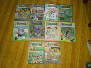 Powerminds mini books