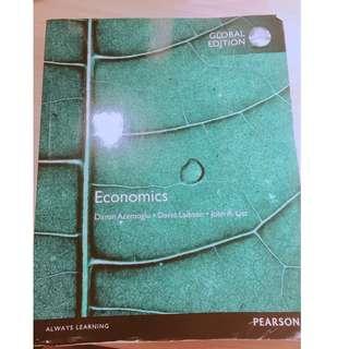 Economics (pearson出版)經濟學原理用書