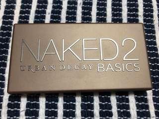 Urban Decay Basics Naked 2 Eye Palette