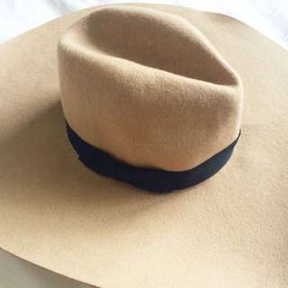 REDUCED! Lack Of Colour Wool Fedora Hat