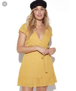 Luck & Trouble Cap Sleeve Dress