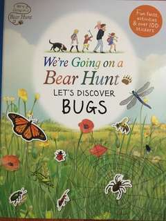 discover about bugs in a fun way!