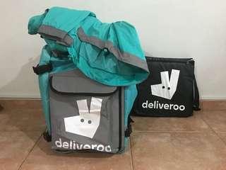 Deliveroo Brand New Full Set (Jacket M size)