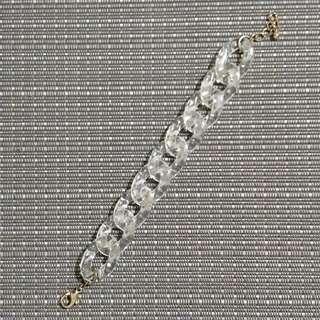 Forever 21 Translucent Chain Bracelet