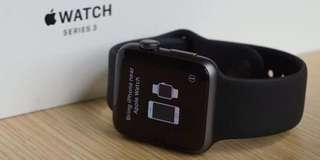 iWatch series 3 42mm (complete set with freebies)