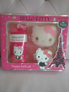 Hello Kitty Happy Bath set
