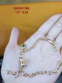 Bvlgari Bracelet 18K Gold