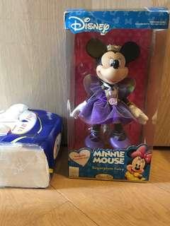 米妮公仔 Minnie Mouse 收藏品 珍藏版