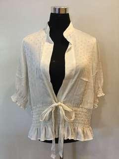 Preloved white top