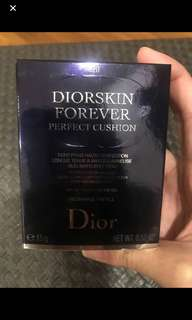 BN unopened Dior Forever Cushion refill