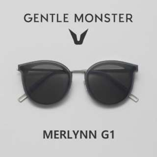 Korean Brand Gentle Monster 2018 Sunglasses (韓國v牌太陽眼鏡)