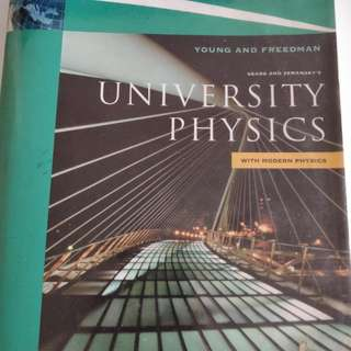 University Physics, 12th Edition