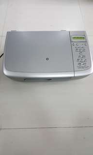 HP pc printer scanner (HP PSC 1610 All-in-One) Chinese Version
