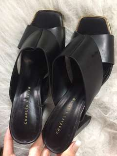 Charles & keith barely used so nice in person