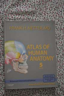 Atlas of Human Anatomy 5th edition