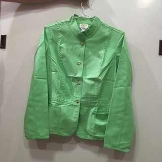Green Light Jacket/ Blazer